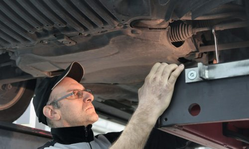 Suspension and Steering in Marietta, GA