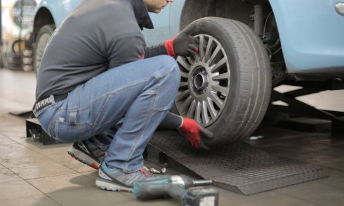 Tire replacement in Marietta, GA